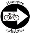 Harrogate Cycle Action logo