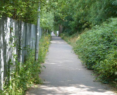 Dragon cycleway, Harrogate