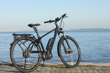 Riese & Muller electric bike