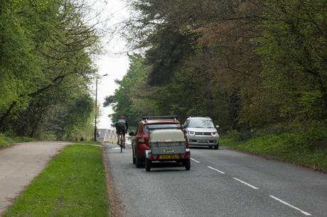 Harlow Moor Road