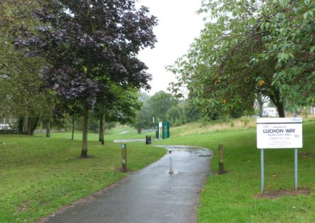 Luchon Way, Harrogate