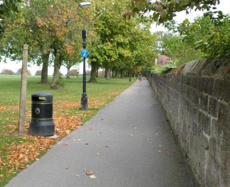 Slingsby Walk, Harrogate