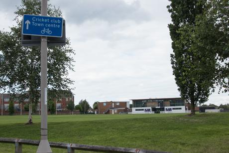 Cricket Ground Quietway