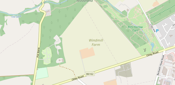 Windmill Farm, Beckwithshaw